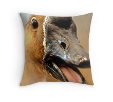 """Birds of the Mob - Fredo """"The Snitch"""" Corleone Throw Pillow"""