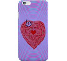 The State of LOVE iPhone Case/Skin