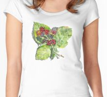 BlackBerry Women's Fitted Scoop T-Shirt