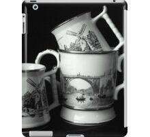 Windmills and a Bridge  iPad Case/Skin