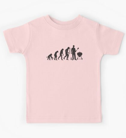 BBQ evolution Kids Tee