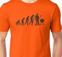 BBQ evolution Unisex T-Shirt
