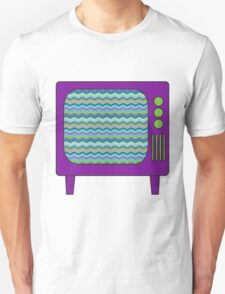 CurlyPops - On my TV T-Shirt