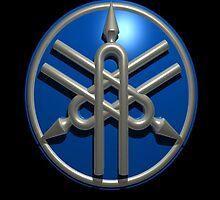 Yamaha Logo by tmwilson