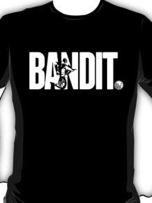 LixBMX 'Bandit' BMX Tshirt (black) T-Shirt