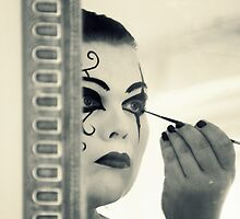 Mask in the mirror  by ReneBohnen