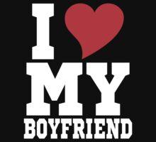 i Love My Girlfriend by mrtdoank