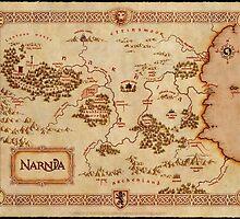 Narnia by Leti Mallord