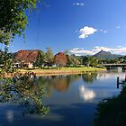Autumn in Murwillumbah... by gail woodbury