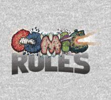Comic rules ! by danielcm