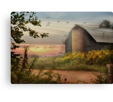Elk County Canvas Print