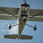 Cessna 152 on Finals by mattsavage