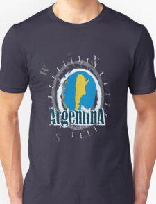 Argentina Globe T-Shirt
