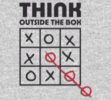 Think Outside the box by mrtdoank