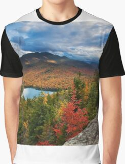 Canadian Landscape Graphic T-Shirt