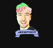 jacksepticeye with a flower crown Unisex T-Shirt