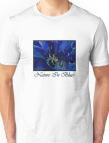 Nature in Blues Unisex T-Shirt