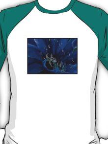 Blue Macro T-Shirt