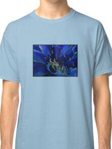 Blue Macro Classic T-Shirt