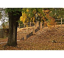 Beechworth - Autumn in Australia Photographic Print