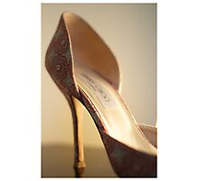 The SHOE by Jimmy Choo Photographic Print