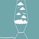 Cloud Lamp by Kayleigh Gough