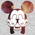 Mickey Nebula Head V by JohnnySilva