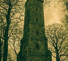 Corstorphine Hill Tower by Errne