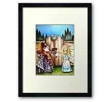 The Queen Framed Print