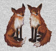 Foxes Kids Clothes