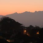 Skyline of Malang by anjumura