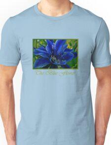 The Blue Flower Unisex T-Shirt