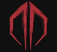 Destroid Logo Red by xG33Kx