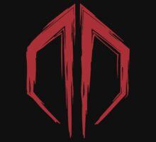 Destroid Logo Red by xG33Kx