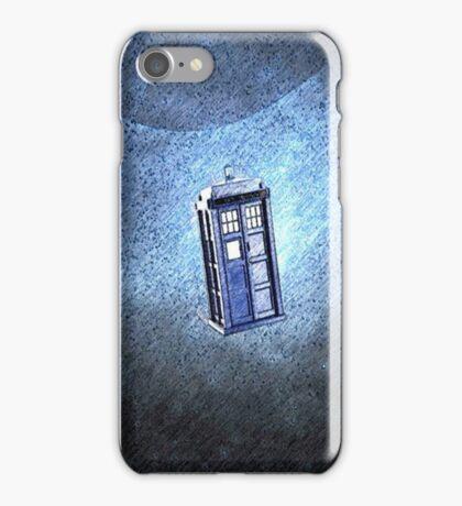 Space Tardis iPhone Case/Skin