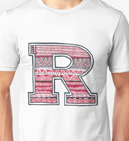 RU Drawing Unisex T-Shirt