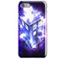 Awesome Tardis iPhone Case/Skin
