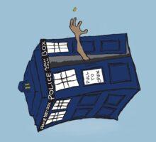What if Gollum had TARDIS... Kids Tee