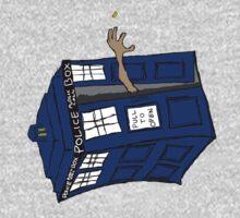 What if Gollum had TARDIS... Kids Clothes