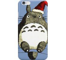 Totoro Christmas iPhone Case/Skin