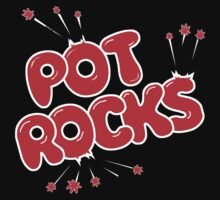 Pot Rocks by mouseman