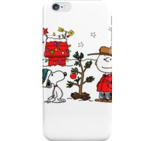 Snoopy and Charlie Brown iPhone Case/Skin