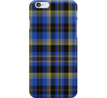 02330 Dallas County, Texas E-fficial Fashion Tartan Fabric Print Iphone Case iPhone Case/Skin