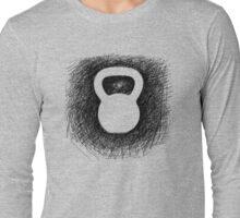 Kettlebell  Long Sleeve T-Shirt