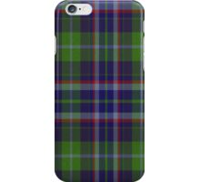 02332 Riverside County, California E-fficial Fashion Tartan Fabric Print Iphone Case iPhone Case/Skin