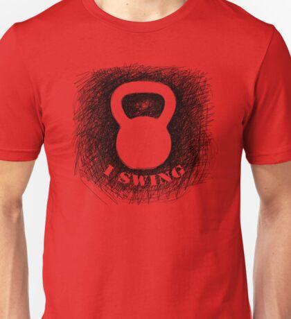 Kettlebell I SWING Unisex T-Shirt