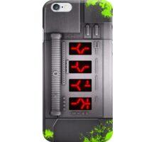 Predator Self-Destruct Blood Splatter iPhone Case/Skin