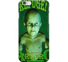 Arturo the Aqua Boy iPhone Case/Skin
