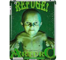 Arturo the Aqua Boy iPad Case/Skin