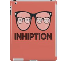Inception Hipster iPad Case/Skin